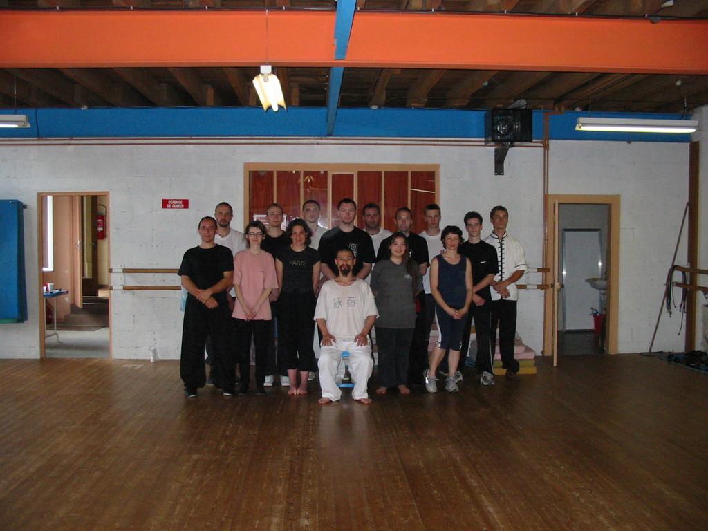 stage maitre wong nim yi limoges 2003