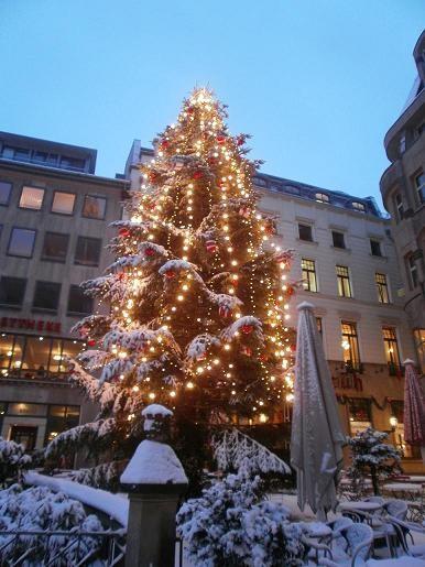 Weihnachtsmarkt in Koeln