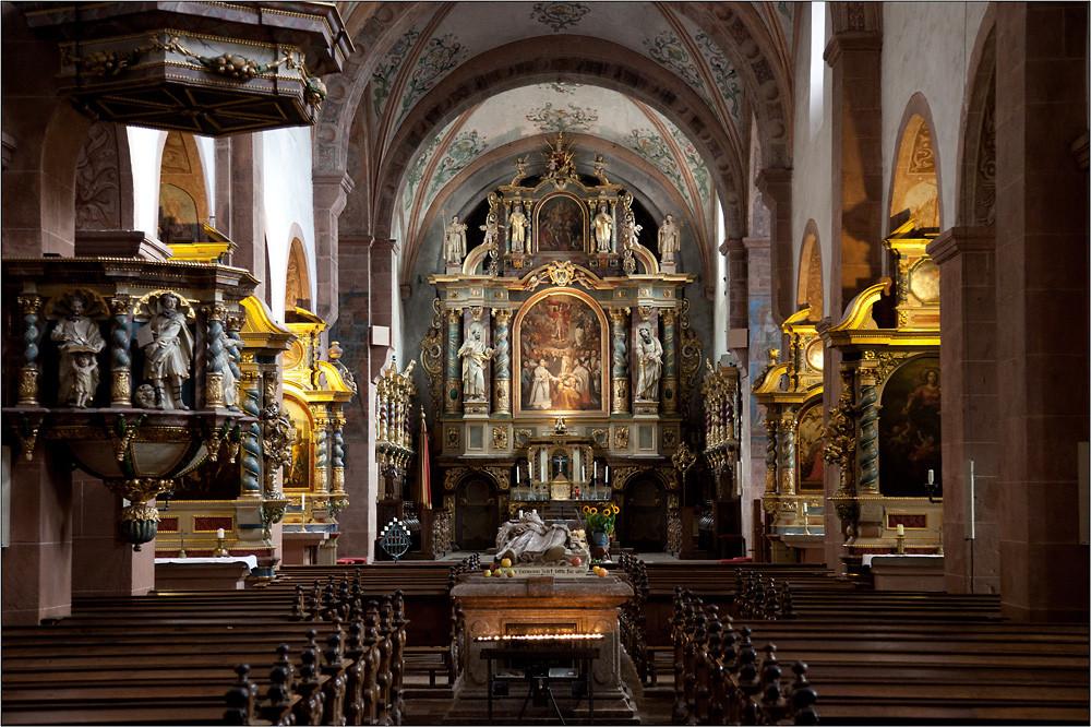 バジリカ教会 ため息でちゃう美しさ