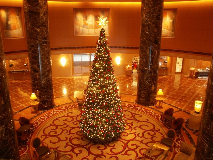 クリスマスツリー in Fukuoka