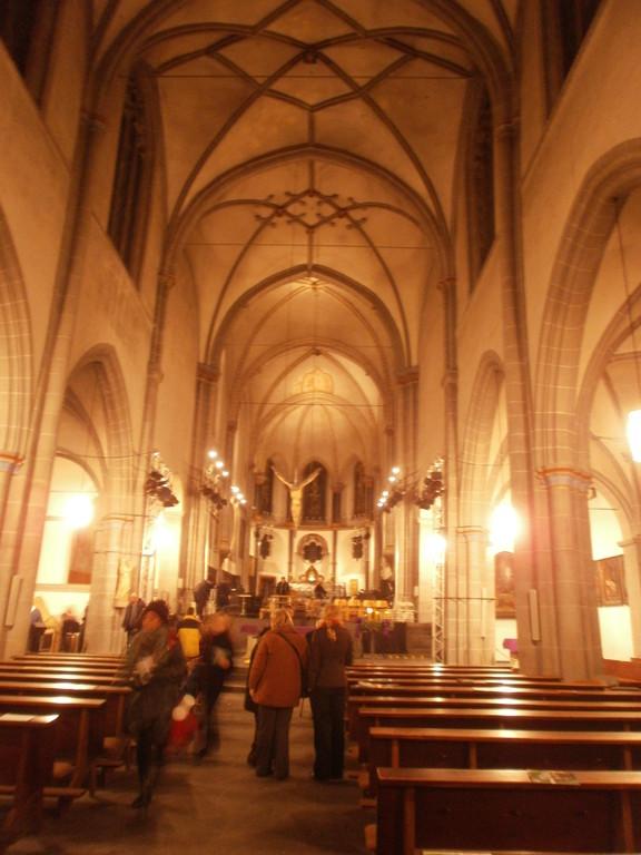 WDR Weihnachts Konzert in St. Severin