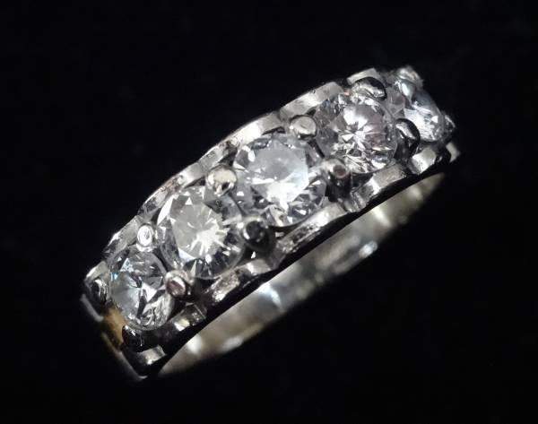 買取り ダイヤセット 指輪