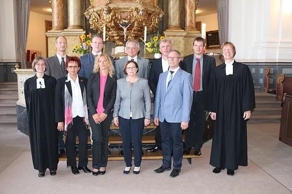 Kirchenvorstand der Evangelischen Kirchengemeinde Weilburg