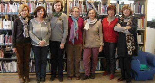 Atelier de lecture à la médiathèque de Plouguerneau