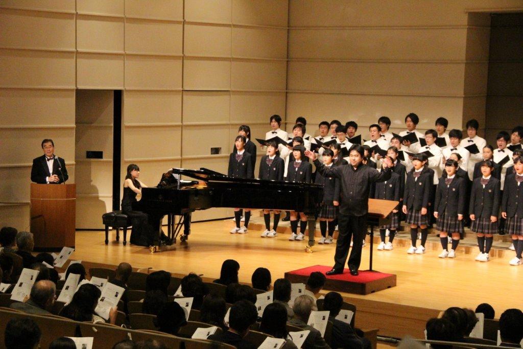 2016 創立50周年記念行事 演奏会(グリークラブ)