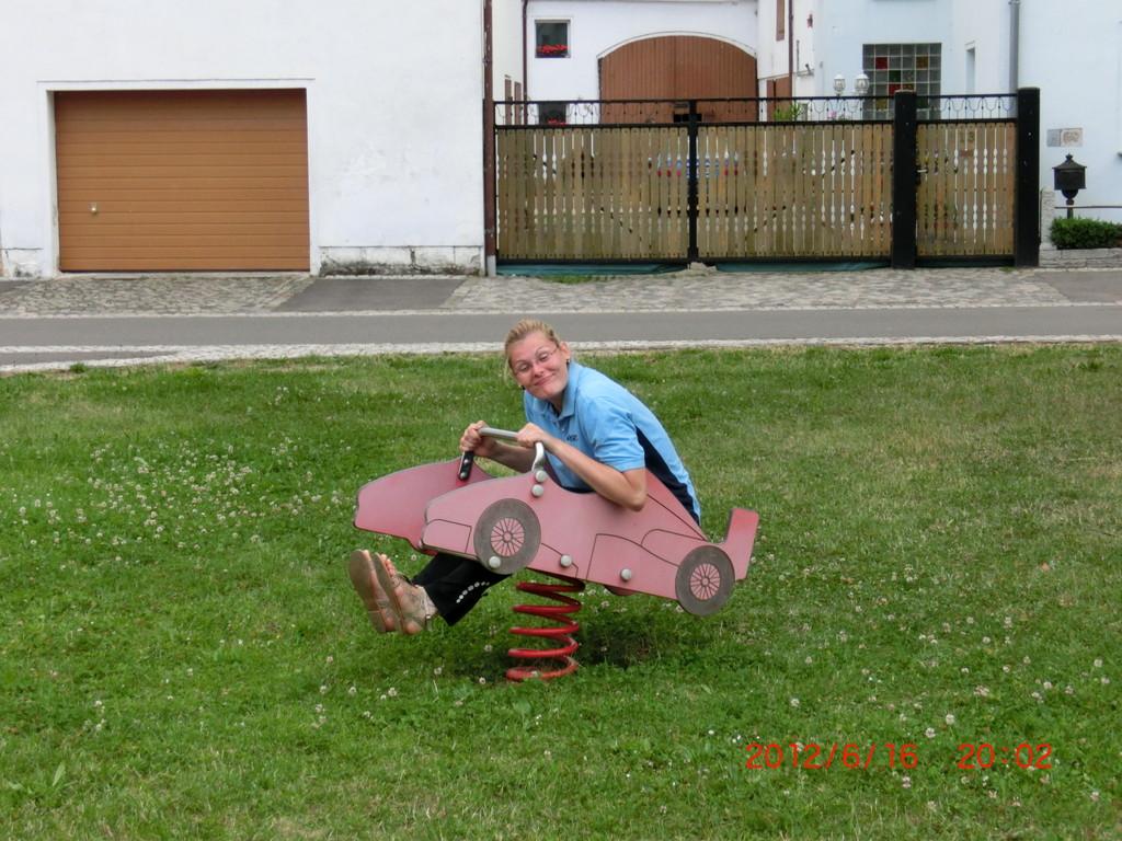 mein erste eigenes Auto