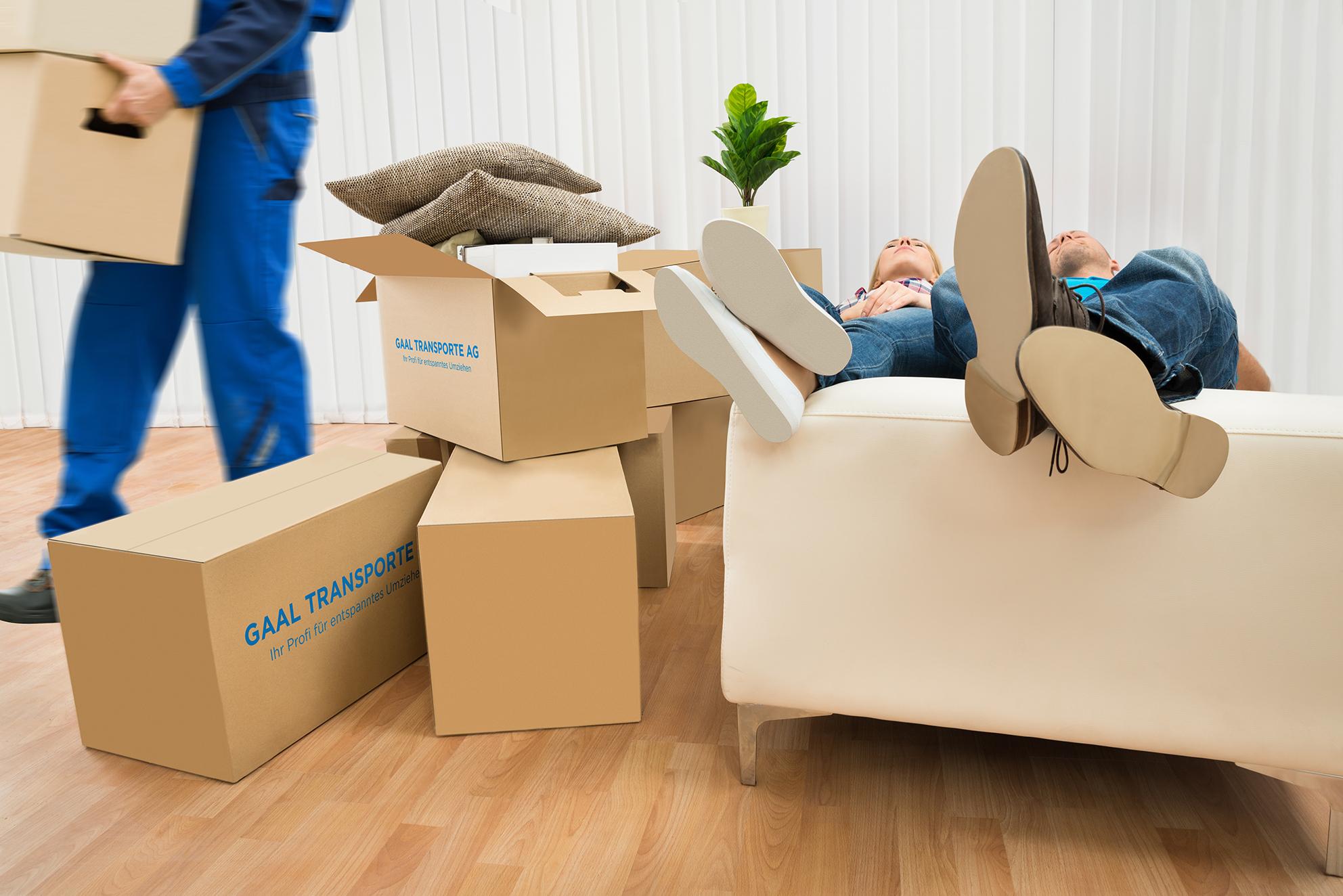 f r ihren umzug in und um luzern gaal transporte ag. Black Bedroom Furniture Sets. Home Design Ideas