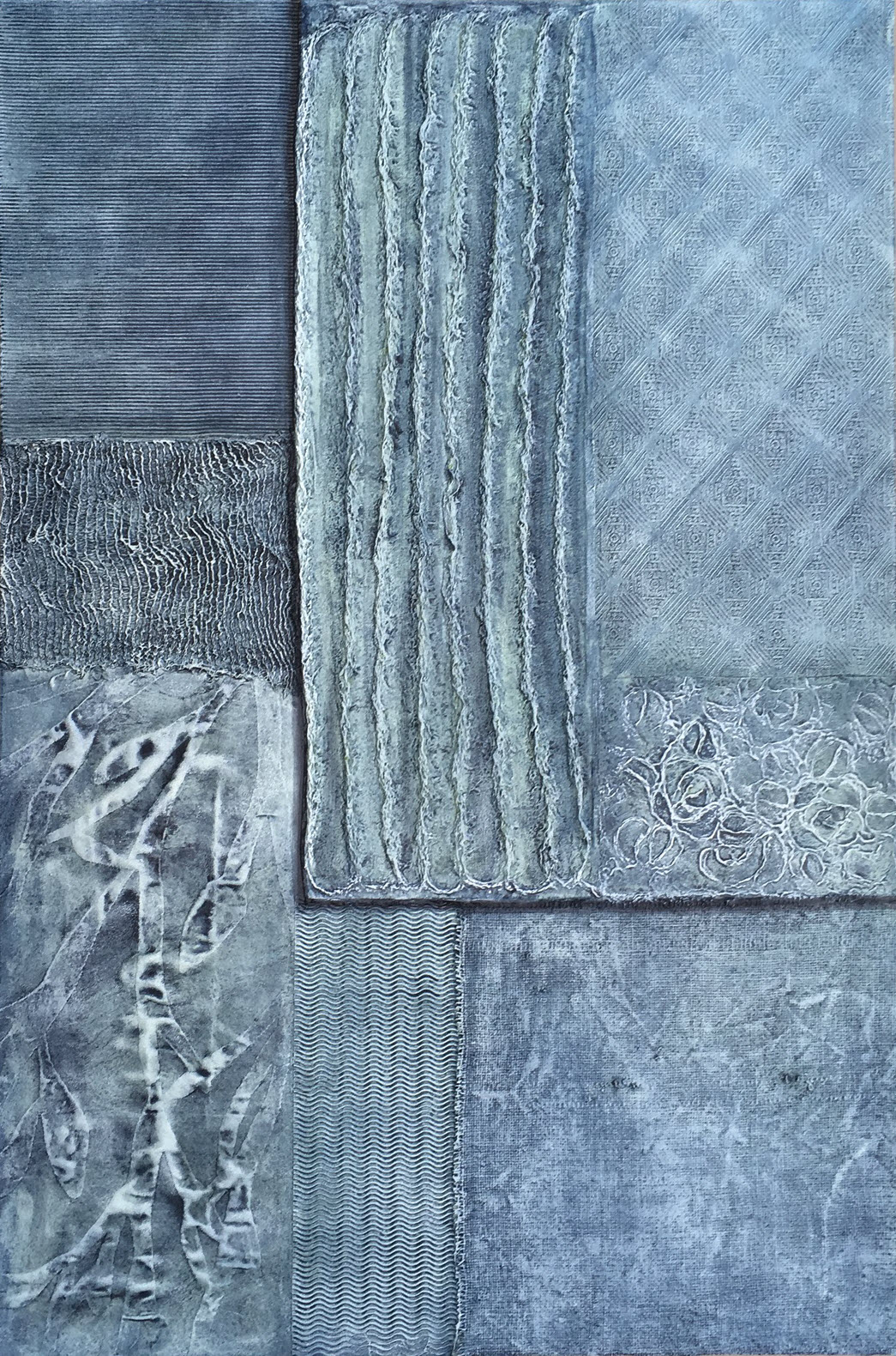 """Around the Corner"", 80 cm x 120 cm"
