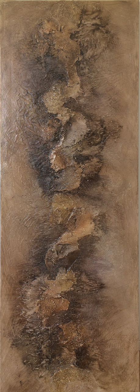 """""""Geh-Fährten"""", 50 cm x 150 cm"""
