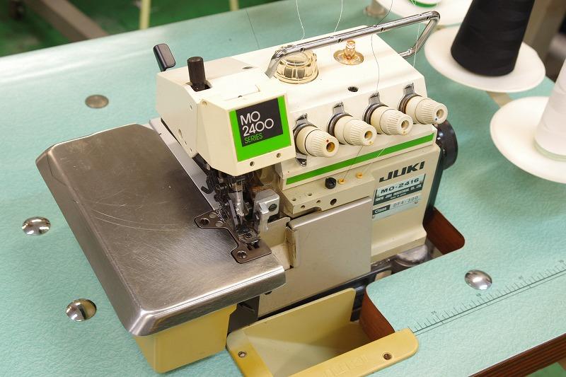 JUKI MO-2416 中古工業用インターロックミシン 中古ロックミシン
