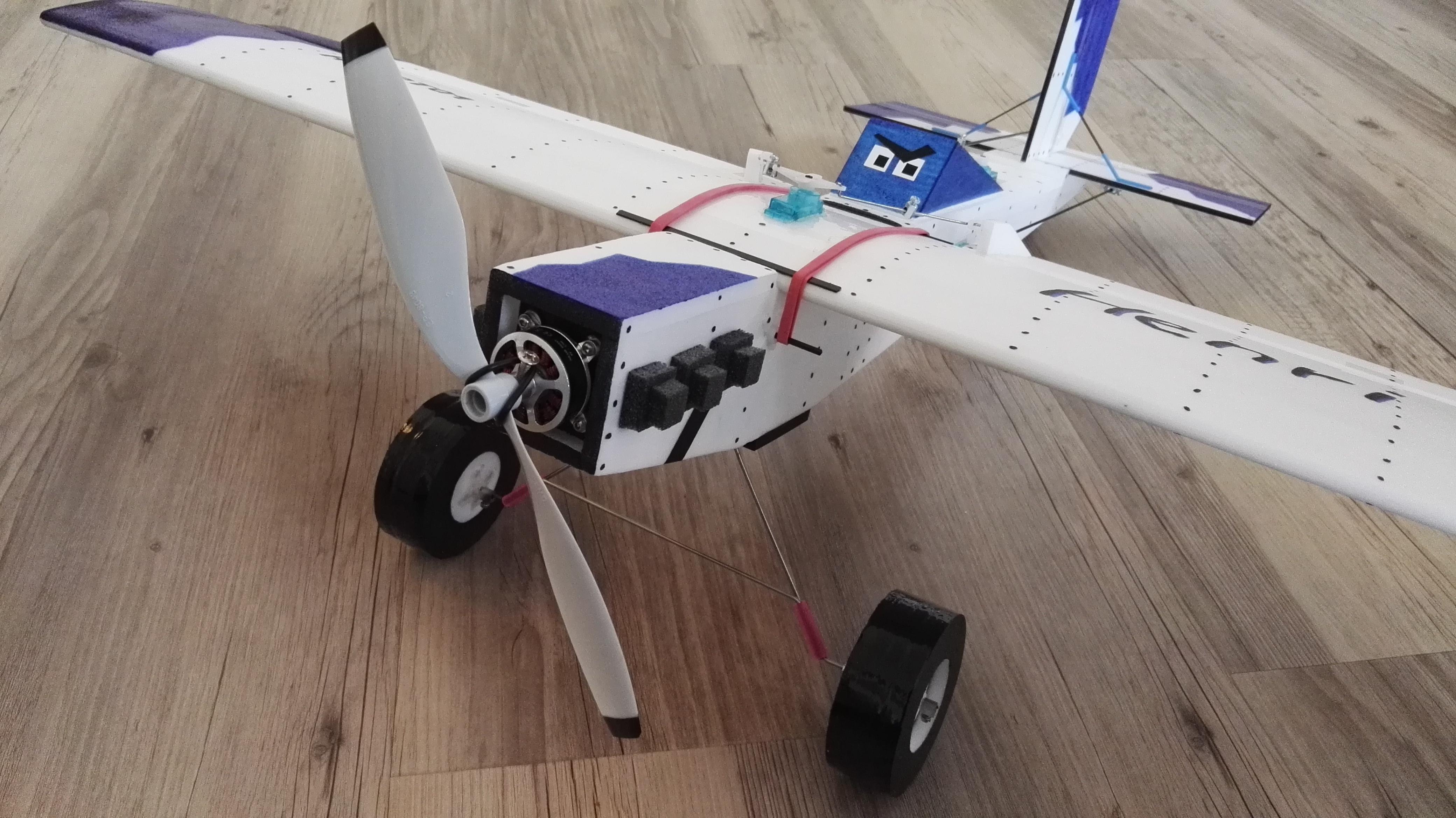 ferngelenkte elektroflugmodelle bauen und fliegen
