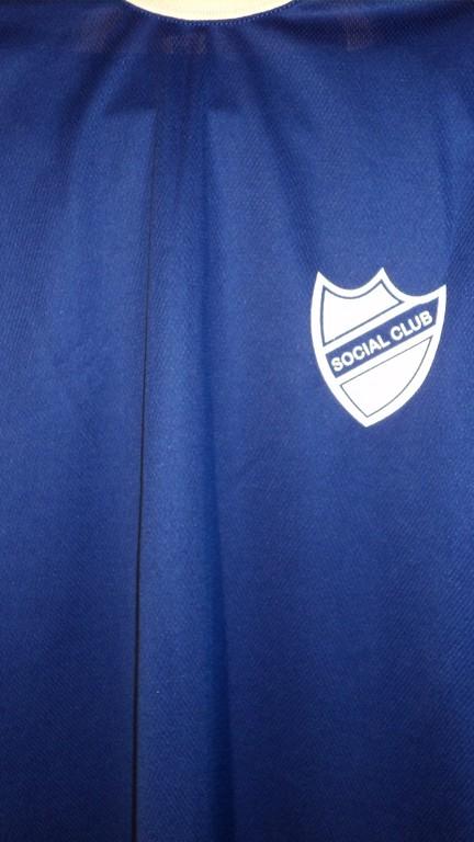 Social Club - Villa Sarmiento - Bs.As (no es del ascenso pero es la camiseta mas importante para mi)