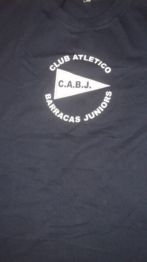 Atlético Barracas Juniors - Barracas - Capital Federal - Buenos Aires.