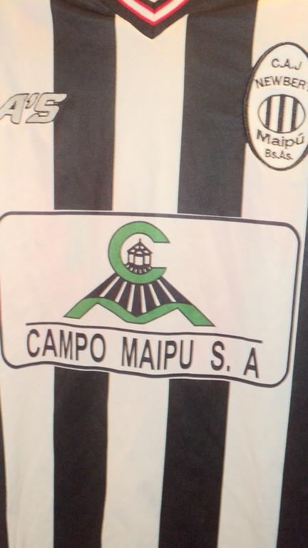 Jorge Newbery - Maipu - Bs. As