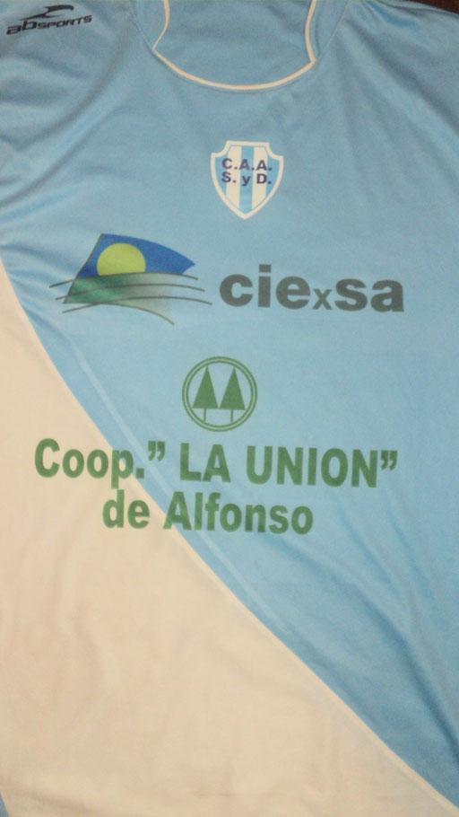 Atlético Argentino,Social y Deportivo - Mariano H Alfonzo - Buenos Aires.