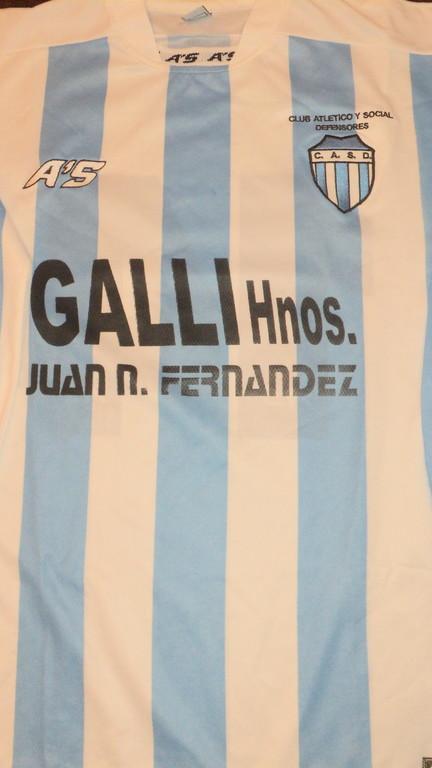 Atletico y Social Defensores - Juan N Fernandez - Bs.As