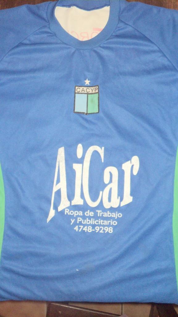 Camisetas Del Ascenso Y Ligas Del Interior Nueva Entrega