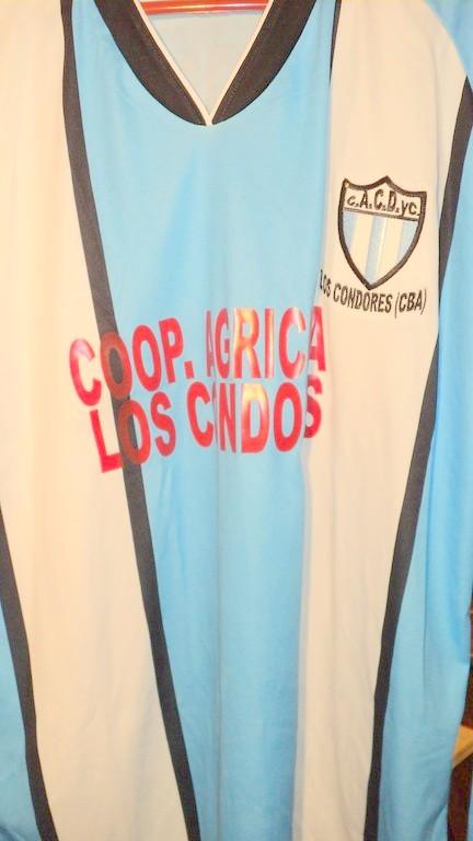 Argentino Colonial,Deportivo y Cultural - Los Condores - Cordoba.