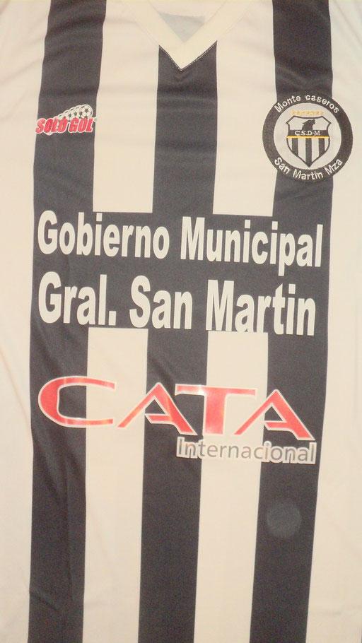 Social y Deportivo Montecaseros - San Martin - Mendoza.