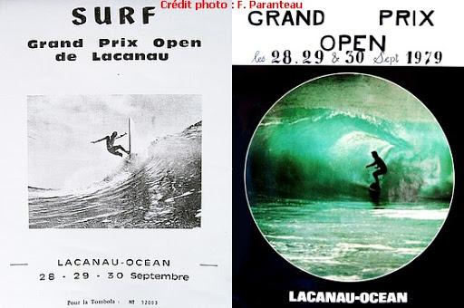 Grand Prix Open de Lacanau en 1979