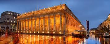 Grand Théatre à Bordeaux