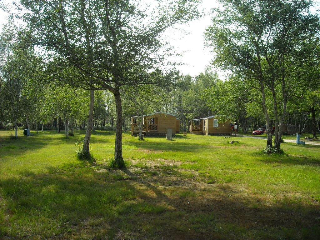 Un parc verdoyant
