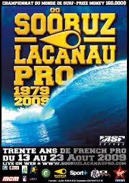 Sooruz Lacanau Pro 30 ans en 2009