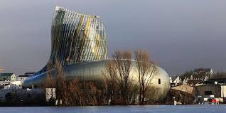 Cité mondiale du vin à Bordeaux
