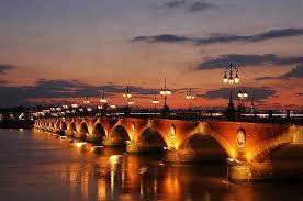 Pont de Pierre à Bordeaux