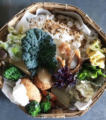 木古庭ノ農芸社のお弁当
