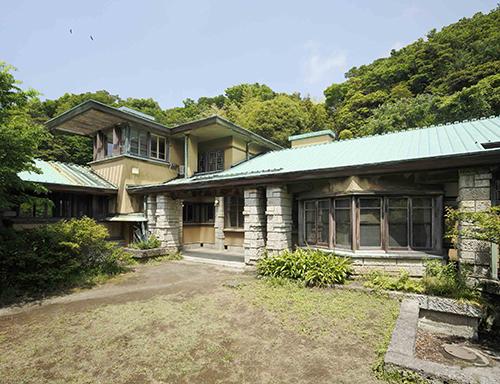 旧加地利夫邸(現・ヨネヤマ所有)