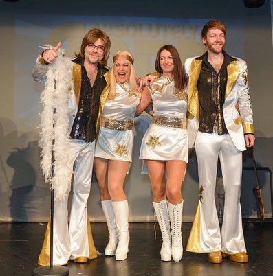 20:30 - Absolutely ABBA - Premium ABBA Cover Show