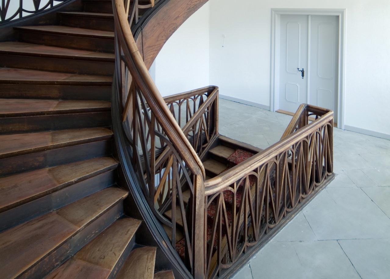 Renovation und Restaurierung: Schloss Horn