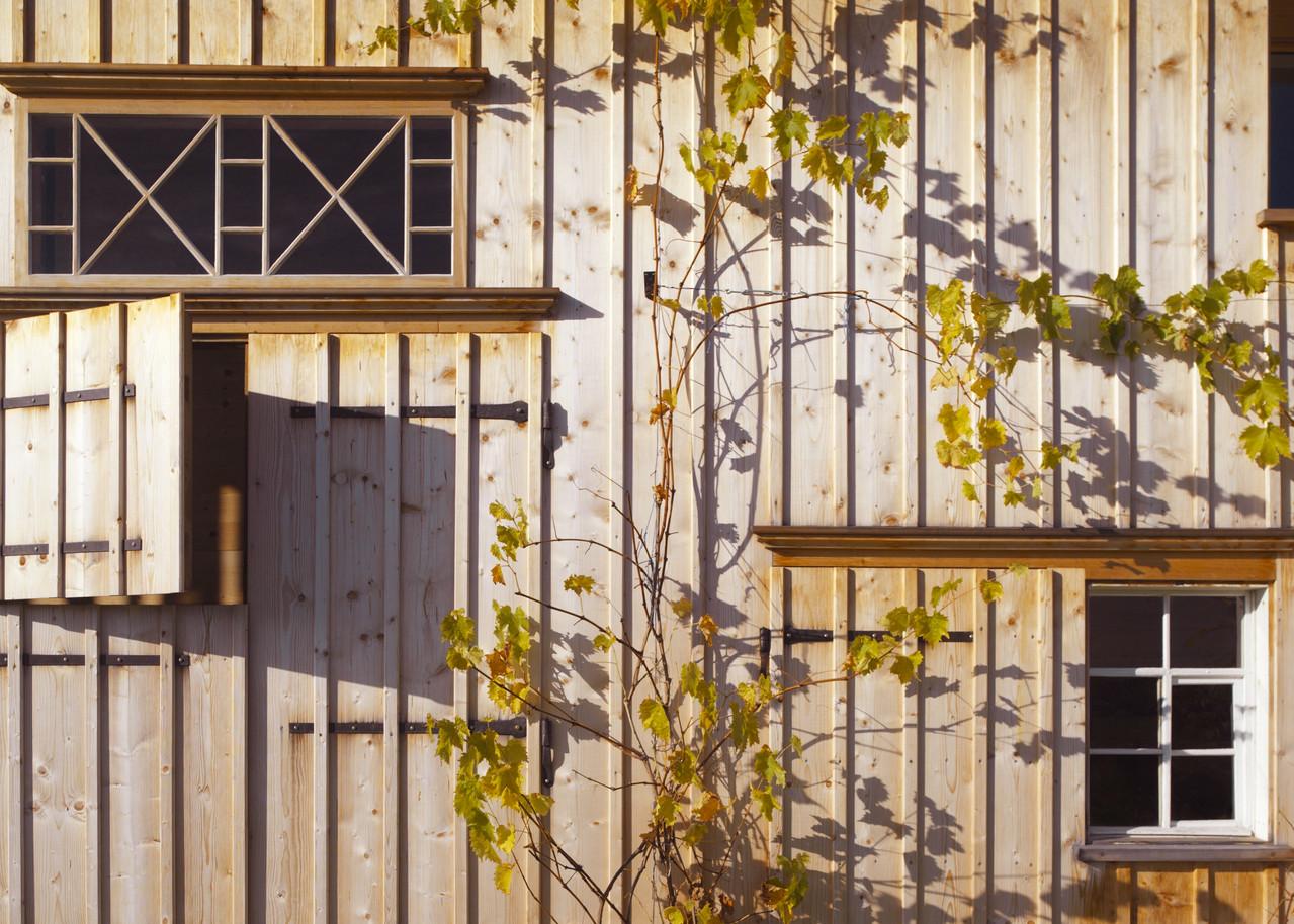 Renovation und Restaurierung: Im Gupf