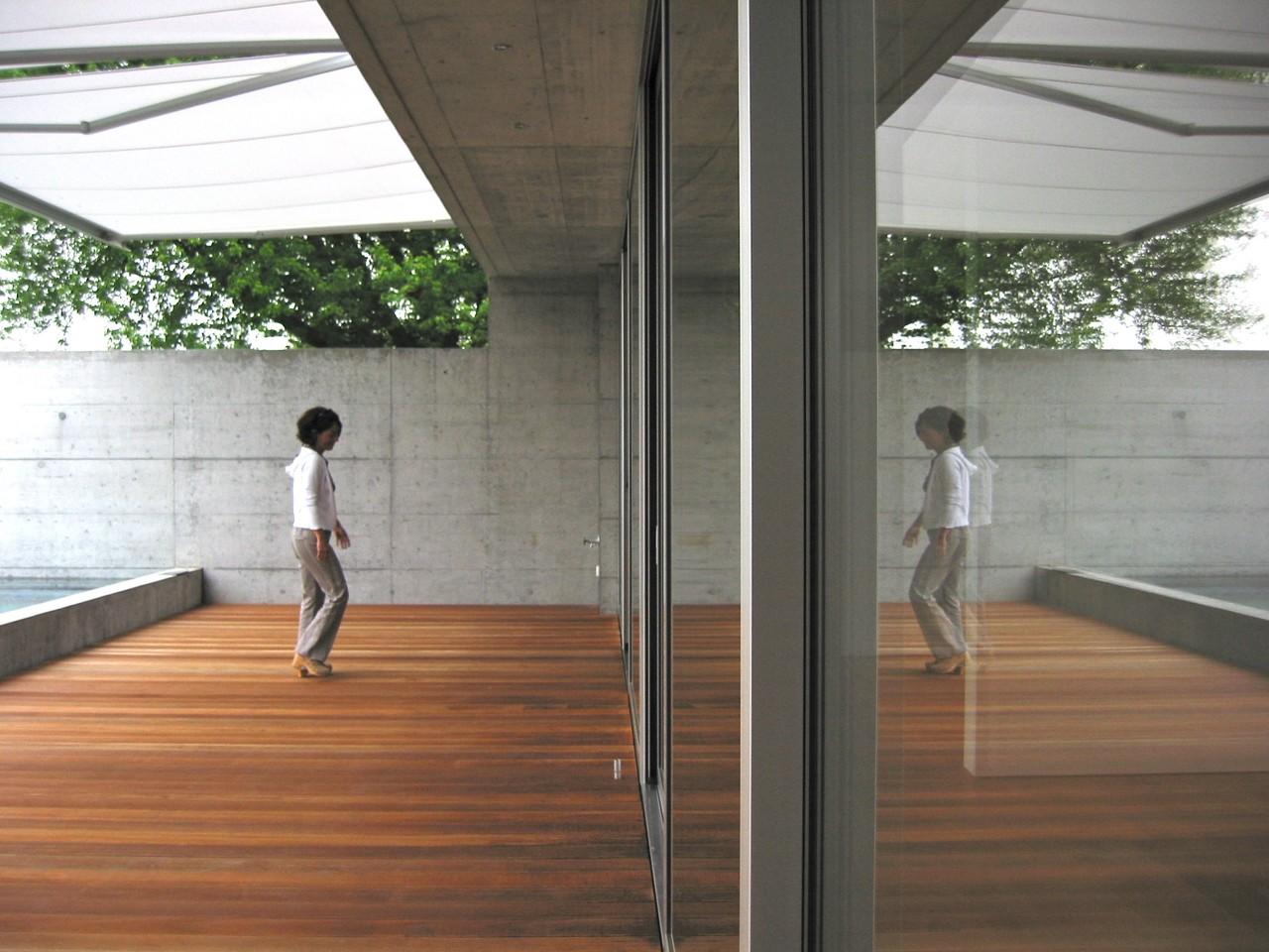WohnRaumVielfalt - Poolhaus: Catwalk