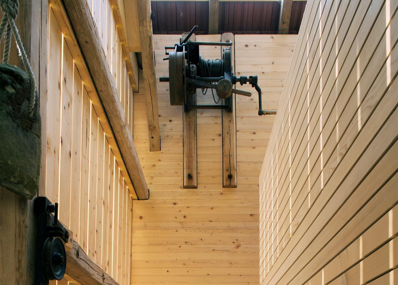 Renovation und Restaurierung: Das verborgene Haus