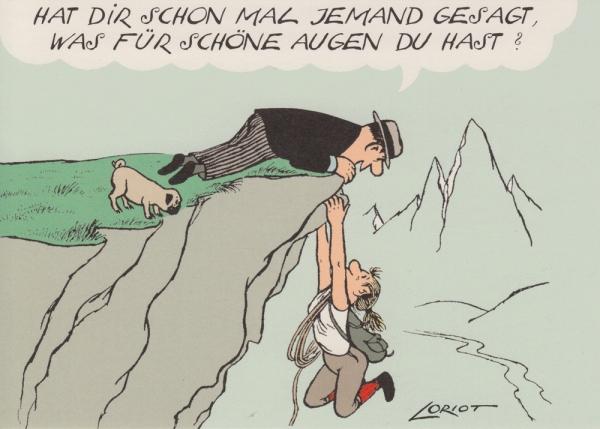 Autor: Loriot [Vicco von Bülow] (1923-2011), Quelle: Internet