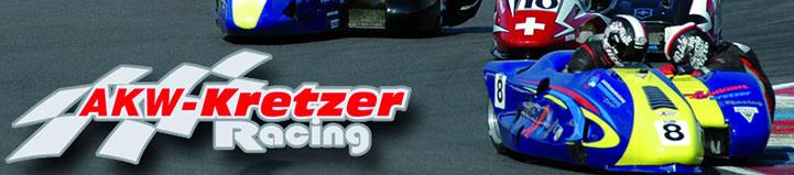Sidecar Team AKW-Kretzer bei der IDM