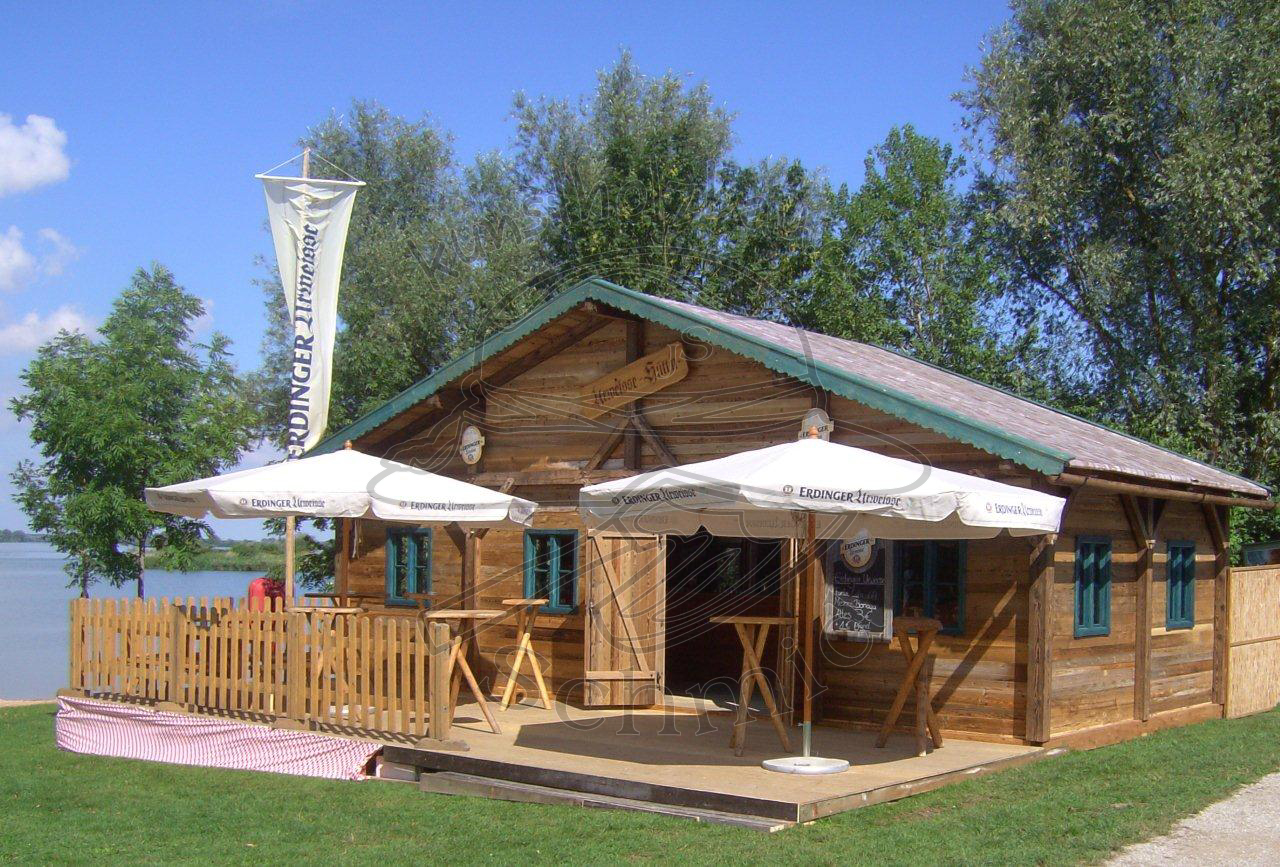 Holzland Hütte