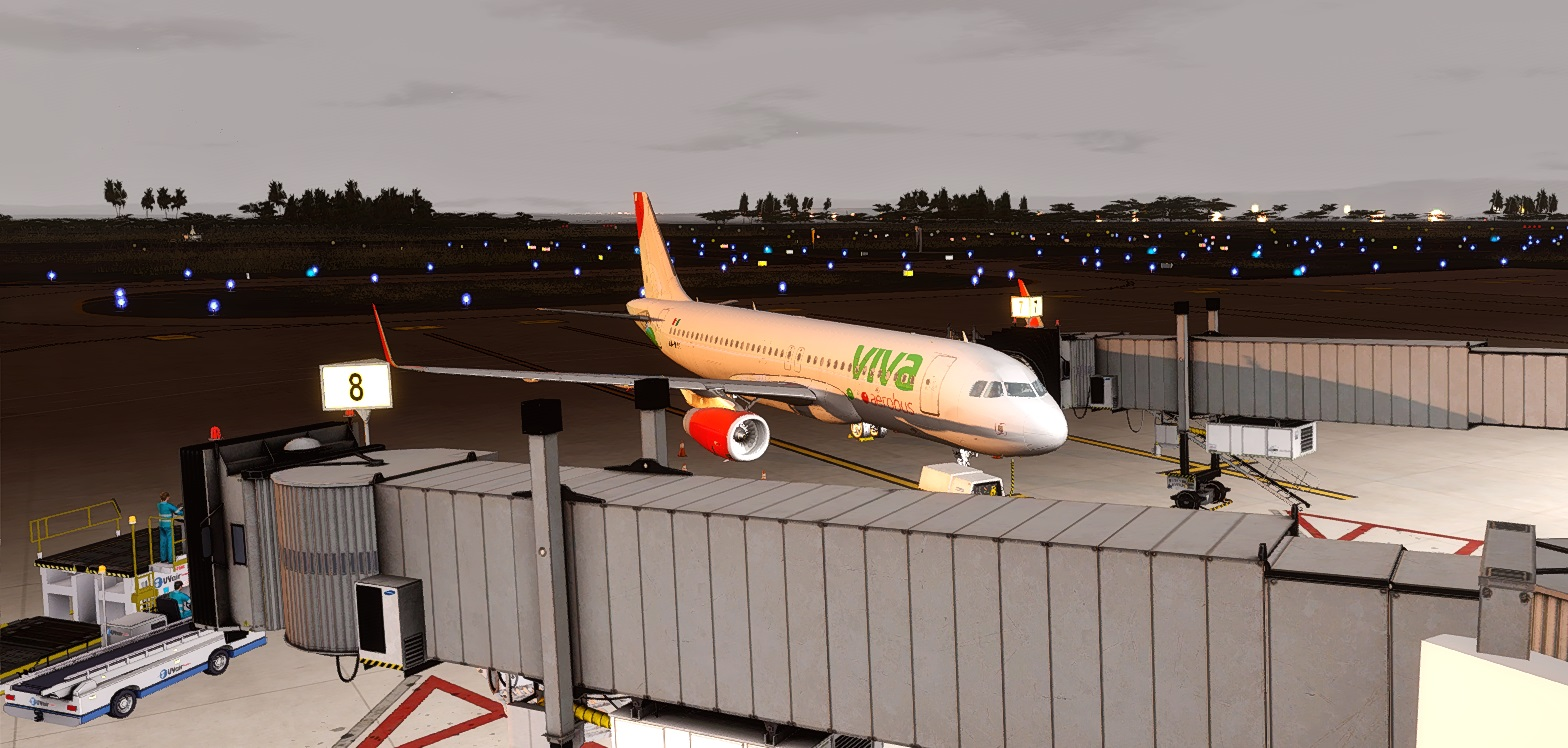 GSX Level 2 Profiles - Mex High Flight Flight Simulation Add-ons