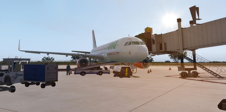 GSX Level 2 Profiles - Mex High Flight Flight Simulation Add-ons
