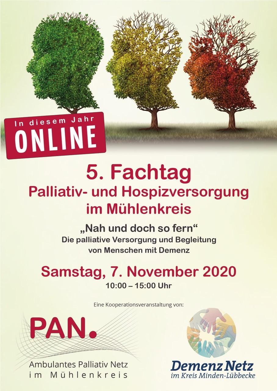 5. PAN Fachtag online mit gut 60 Teilnehmenden