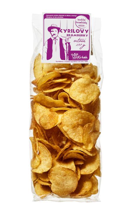 Chips und Zwiebelringe vom Familienbetrieb Krajči. Der Schlager zum fairen Preis!