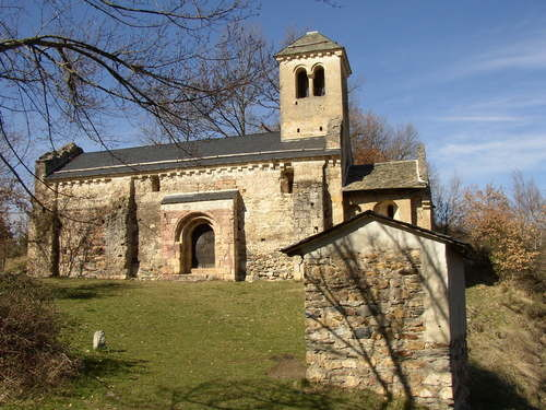 Chapelle d'Arnave