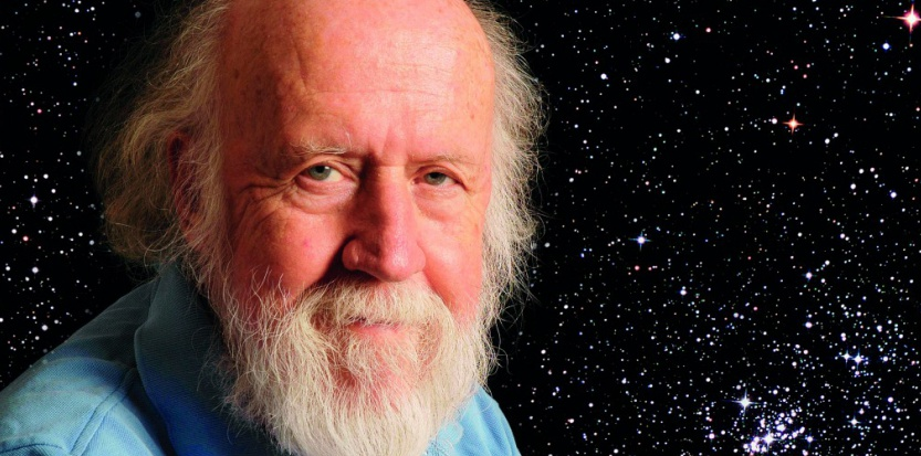 Hubert REEVES : Astrophysicien, Communicateur scientifique et Ecologiste franco-canadien