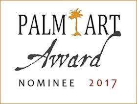 Nominiert für PALM ART AWARD 2017