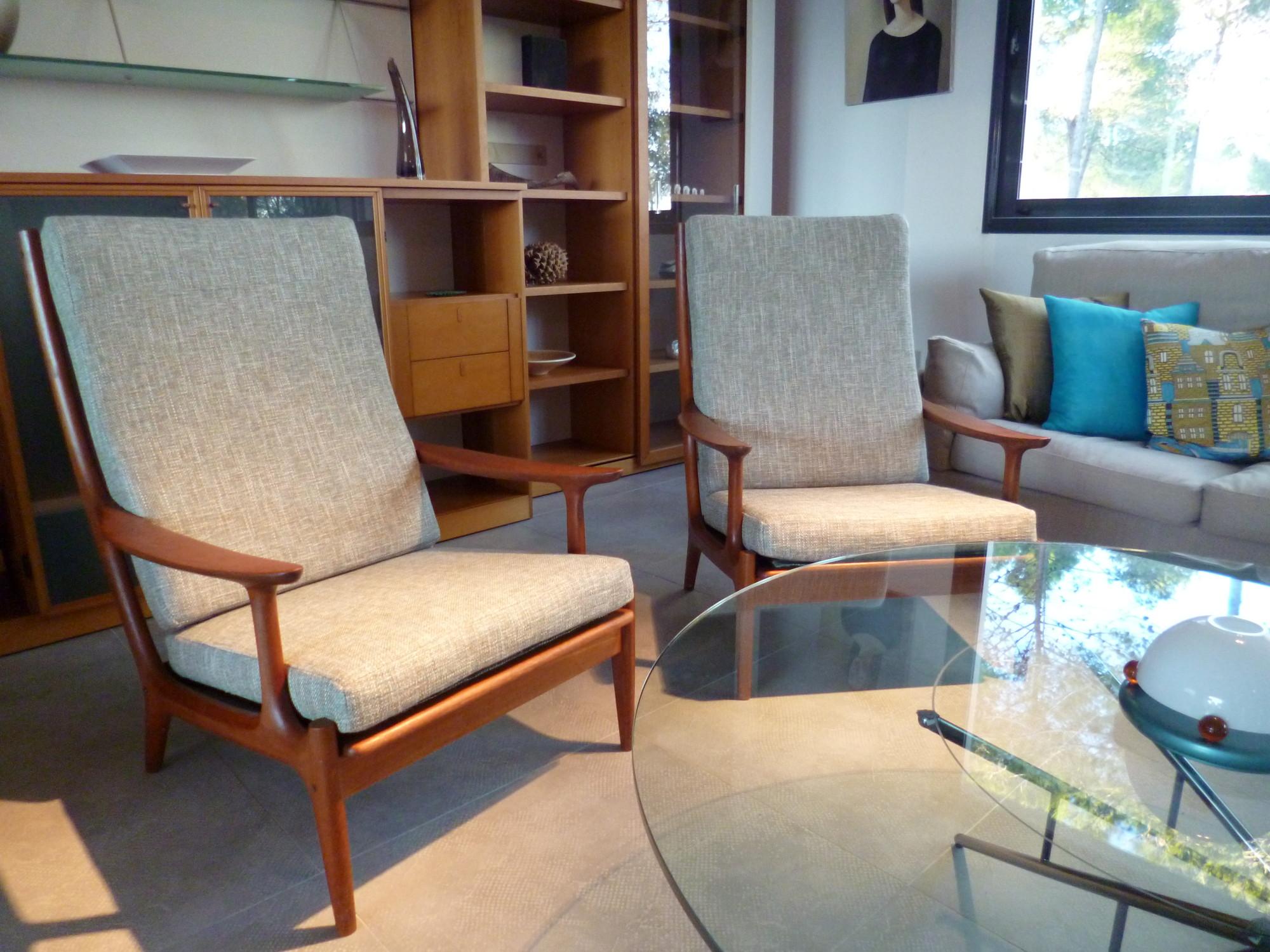 atelier d 39 cho scandinave artisan tapissier saint g ly du fesc. Black Bedroom Furniture Sets. Home Design Ideas