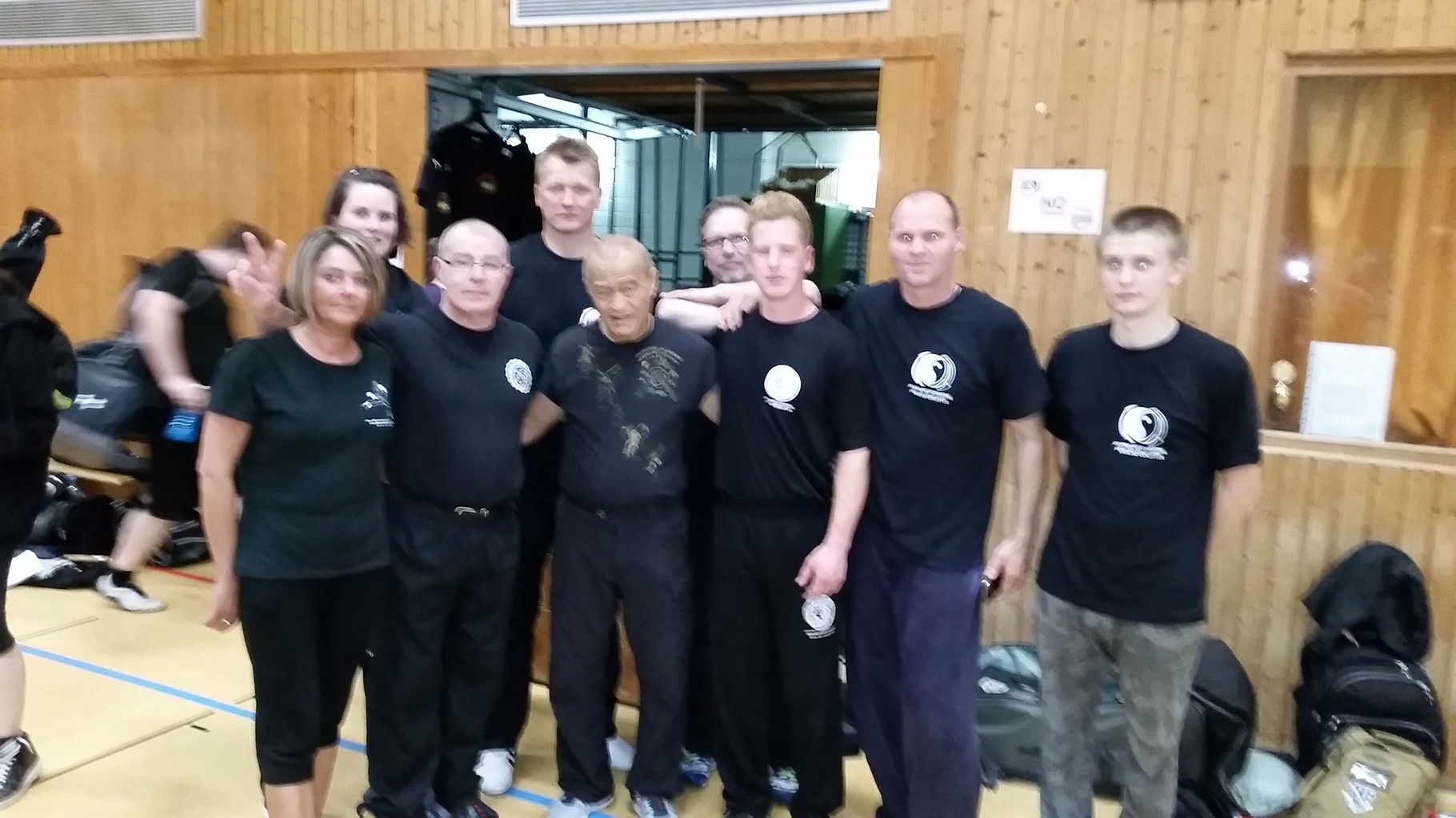 Dan Inosanto Highlight 2015
