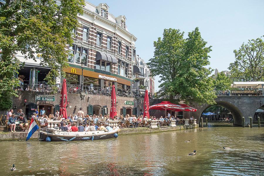 Utrecht: Oude Gracht