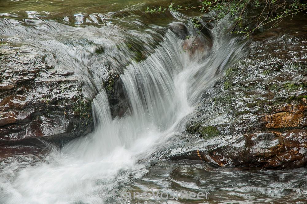 Zusammefluss in Meyrueis